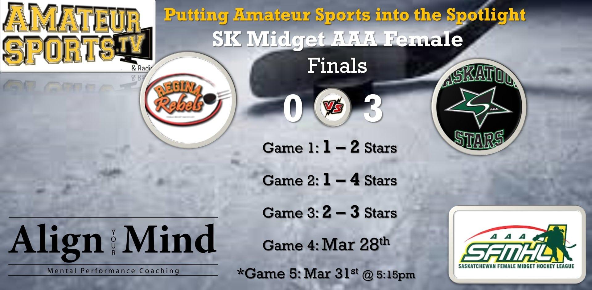 Finals Regina vs Saskatoon