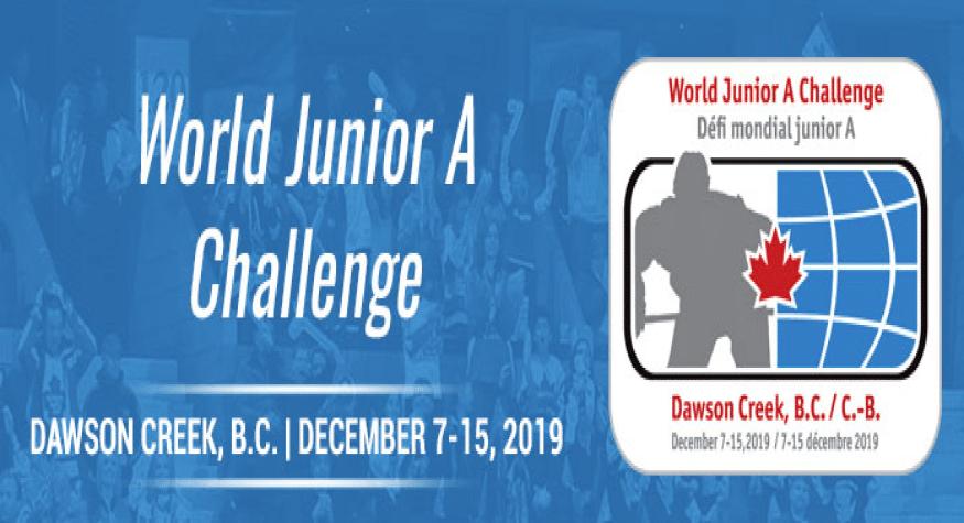 Jr A Challenge 2019