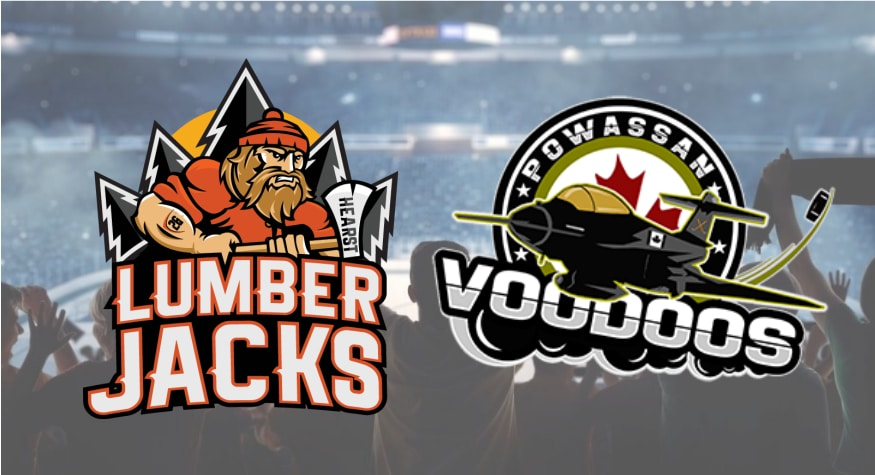 Lumberjacks vs Voodoos