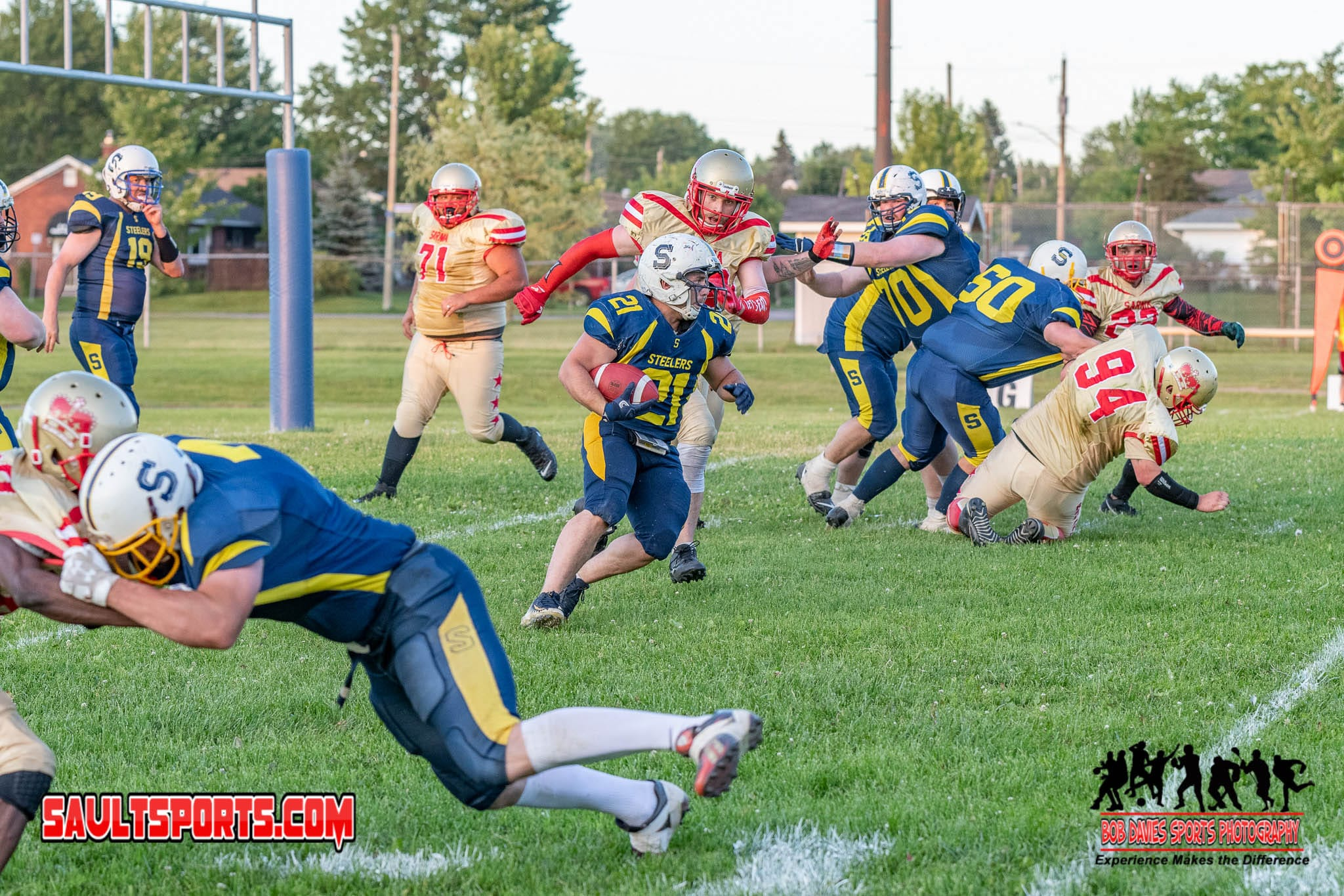 Sarnia Imperials vs Sault Steelers (07.06.19)-23