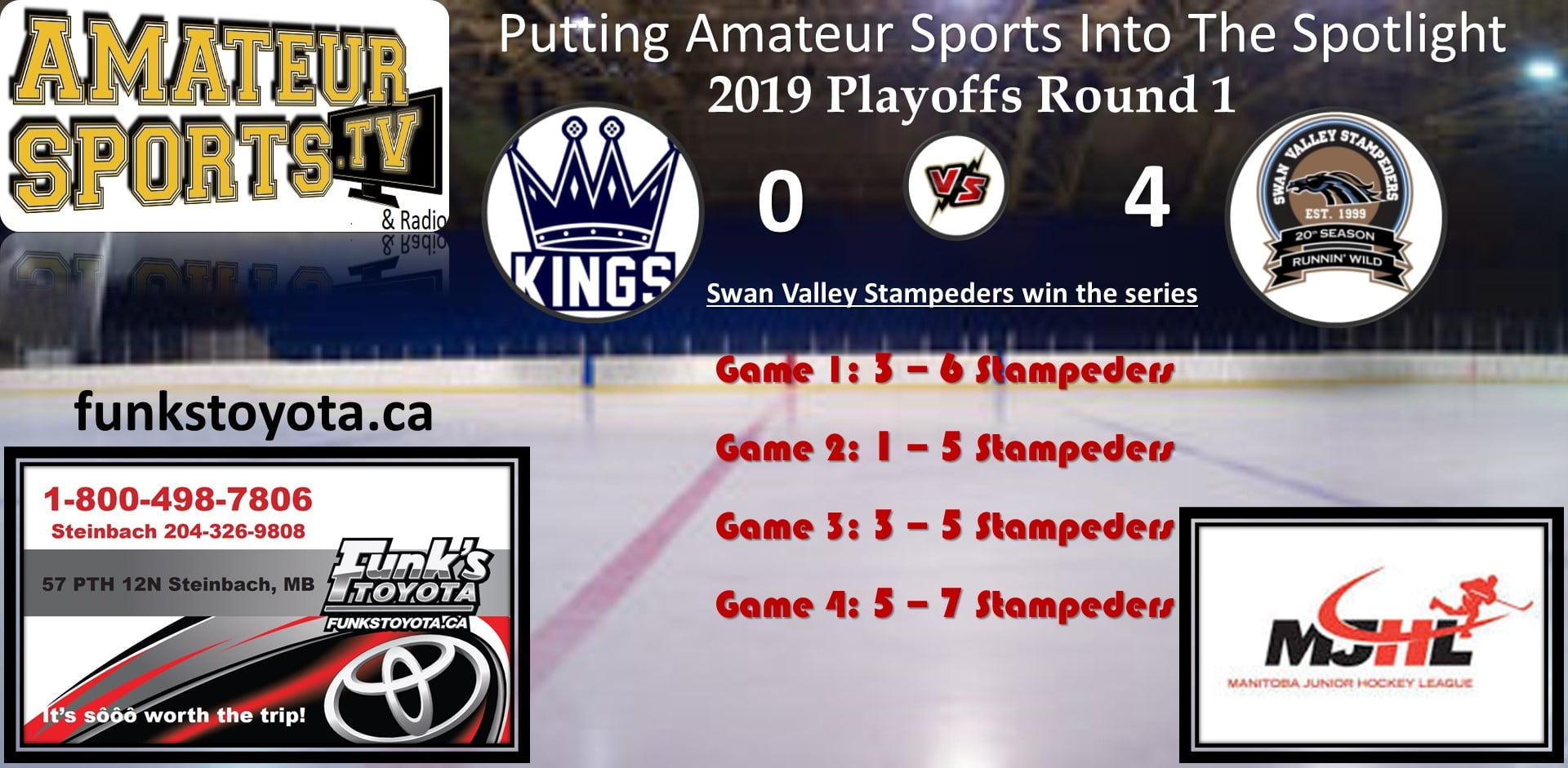 stampders vs kings